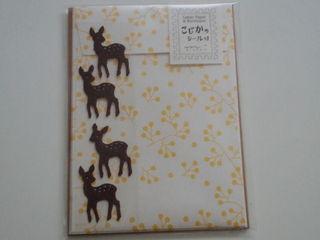 【未開封】レターセット(小鹿)