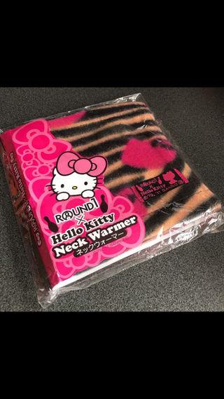 最終値下げ Hello Kitty 3Wayネックゥォーマー