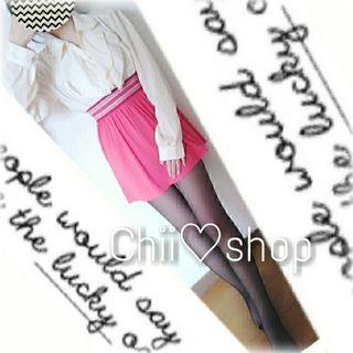 UNIQLO  ピンクのスカート