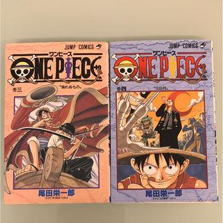 One piece 3巻4巻 2冊セット