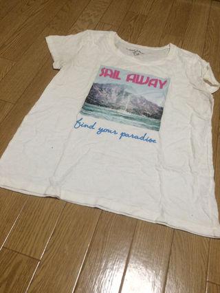 ジーユー Tシャツ