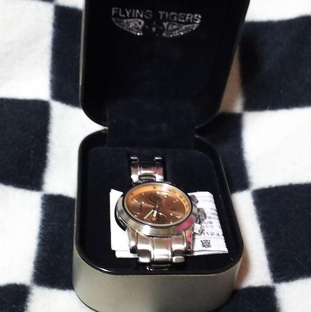 USEDフライングタイガークロノグラフ腕時計
