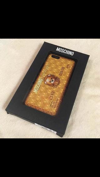 モスキーノ iphoneケース iphone6 6s  クマ