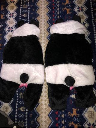 犬 服 パンダちゃん 2セット xs