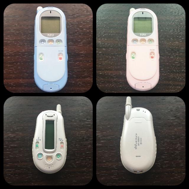 京セラぴぴっとフォン計5台 - フリマアプリ&サイトShoppies[ショッピーズ]