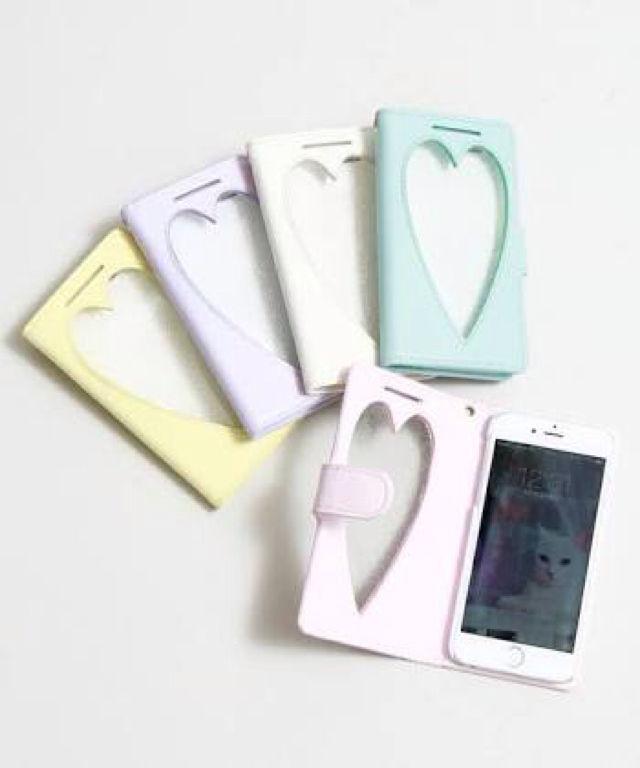 WEGO大人気ハートiPhone6 . 5 ケース