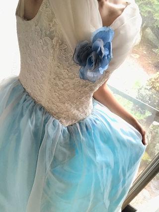 シンデレラ ゴージャスドレス