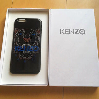 【正規品】KENZO ケンゾー アイフォンケース