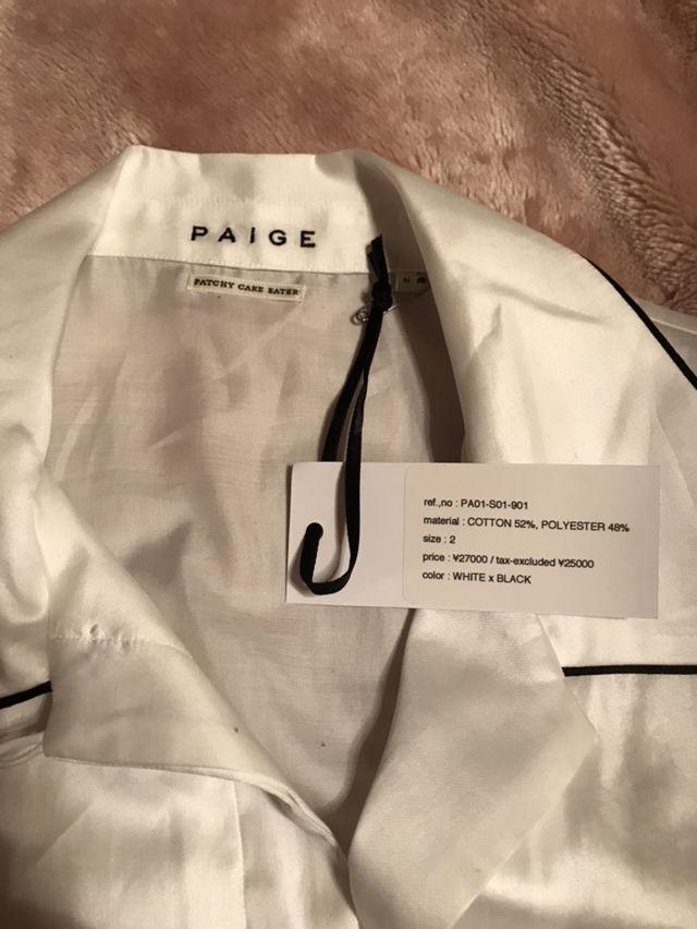 PAIGE ペイジ レディース シャツ 新品 半額以下 人気