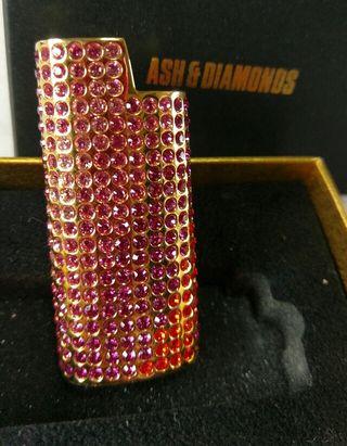 アシュダイヤモンドライターケース