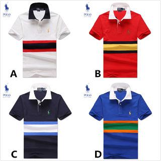 大人気 ラルフローレン メンズTシャツ 4色選択可
