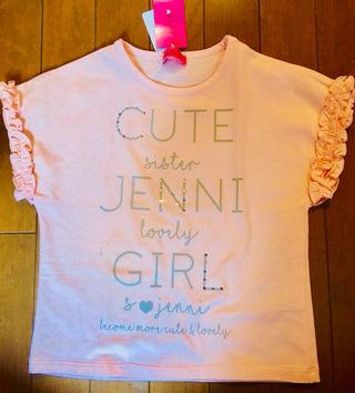 ジェニー半袖Tシャツキッズ