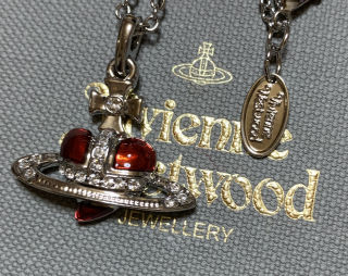Vivienne Westwood ハート ネックレス