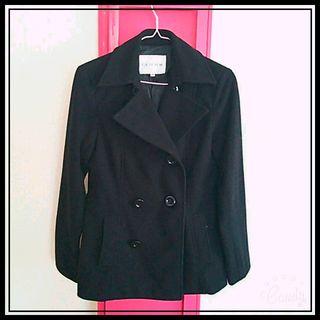 冬物アウターセール中!黒のコート