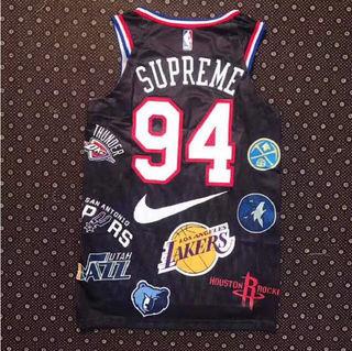 新作 Supreme x NBA x Nike 二点セット