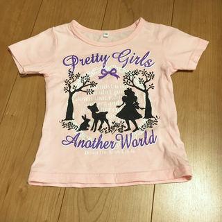 半袖Tシャツ100cm/女の子