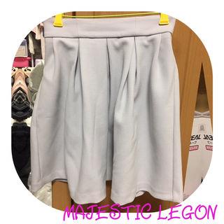 MAJESTIC LEGONスカートパンツ