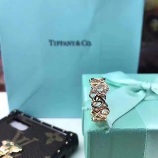 Tiffany 超美品 人気イアリング 4-82