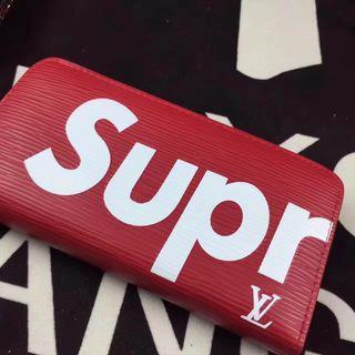 SUPREME&LV 財布