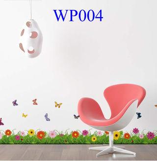お部屋をイメチェン ウォールシール WP004