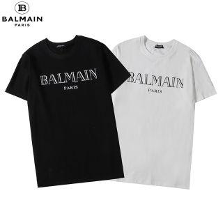 BALMAINTシャツ 大人気 男女兼用 BT-06