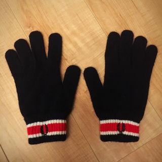 【FRED PERRY】手袋 サイズM フレッドペリー