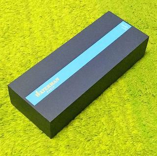 [正規品]ウォーターマン ボールペン空き箱(箱のみ)+手引書