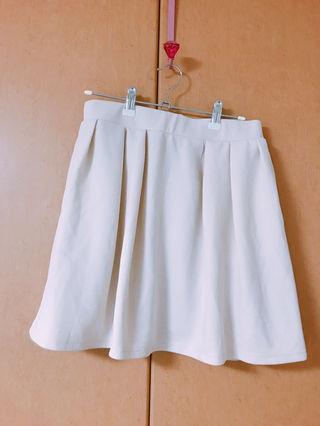RETROGIRLオフホワイトスカート