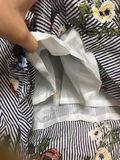 花柄ロングスカート