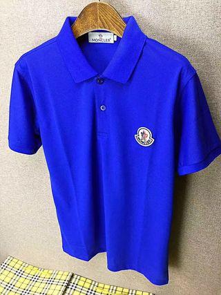 激安!モンクレールポロシャツ(2枚1万円、5色可選)