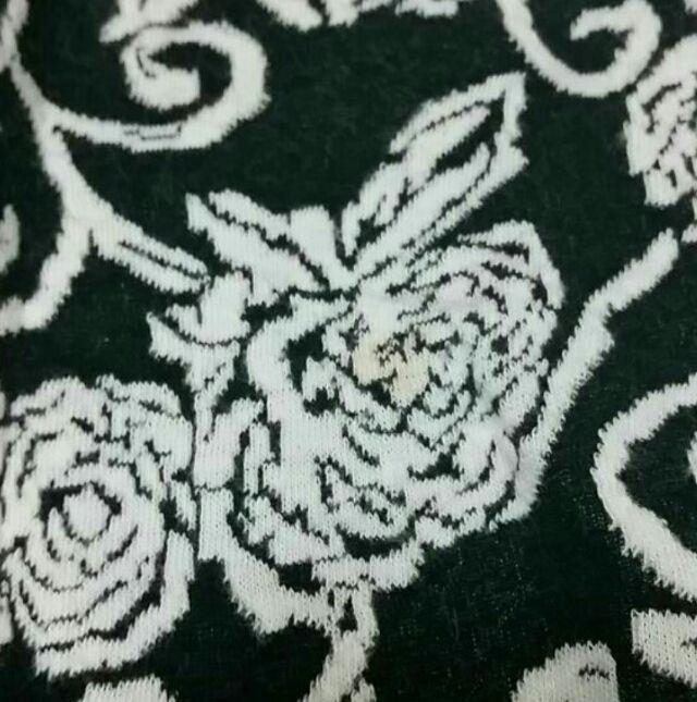 パピオネ 花柄パンツ