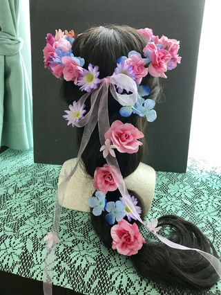 プランツェル花冠