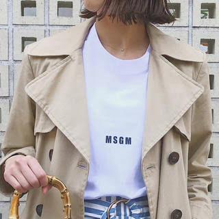 MSGM Tシャツ 国内発送 メンズ、レディース