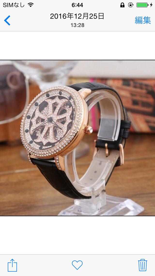 新品送料込みメンズ腕時計クロス回転悪羅