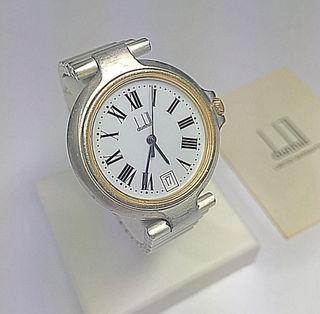 鑑定済み正規品 ダンヒル腕時計
