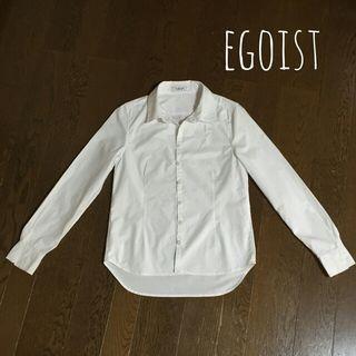 EGOIST 長袖Yシャツ