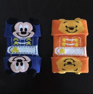 東京ディズニーのソックスセット