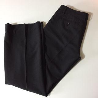 ブラック パンツ S