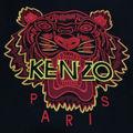 KENZOパーカー 刺繍ロゴ KC-10