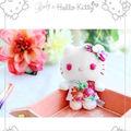 新品Rady Hello Kitty キーホルダー