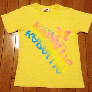 KAPALUA黄色Tシャツ