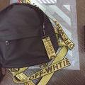 miniBackpack。#ストリート系#offwhite