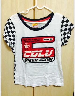 COCOLULU レーサー Tシャツ