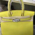 エルメス ハンドバッグ バーキン 黄色