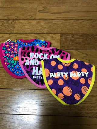 PARTY PARTY スタイ 3枚セット 新品同様