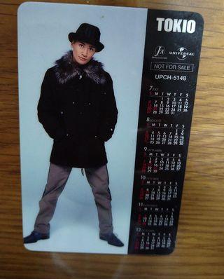 TOKIO トキオ 松岡 カード