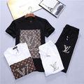 LV春夏Tシャツ上下セットTシャツ&パンツ セット販売