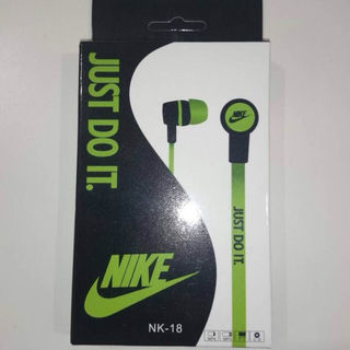 NIKE JUST DO IT. グリーン 緑 箱付き