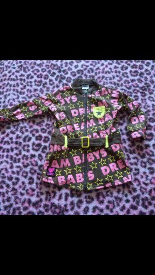 900円 DREAM BABYS*ミリタリーワンピース
