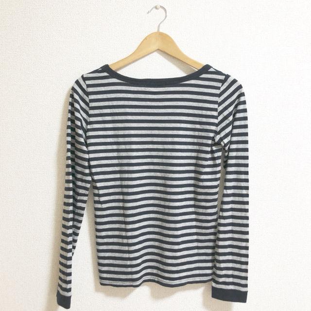 IIMK ボーダーTシャツ 韓国 オルチャン